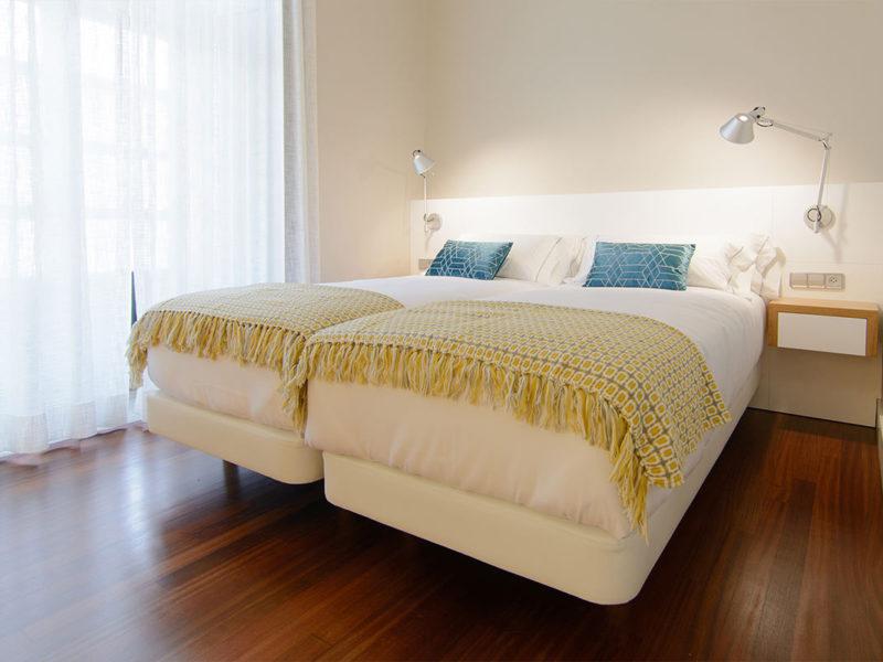 Habitación hotel Baiona Mendoza 10