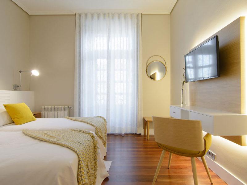 Habitación hotel Baiona Mendoza 7