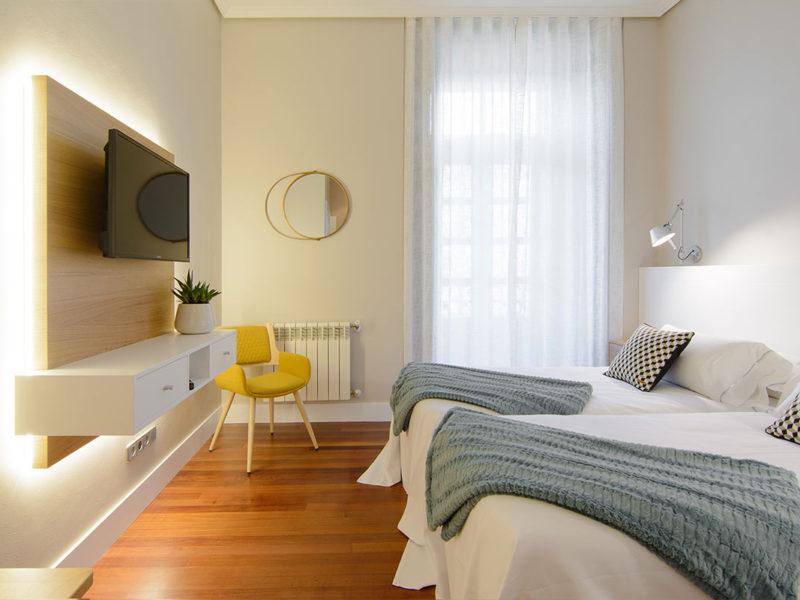 Habitación hotel baiona Mendoza
