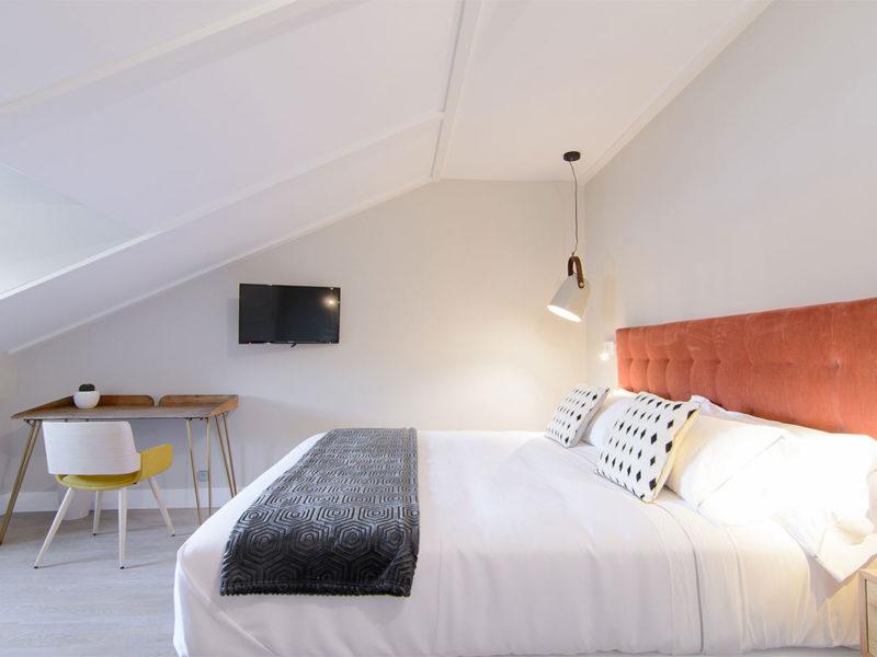 Habitación hotel Baiona Mendoza 21