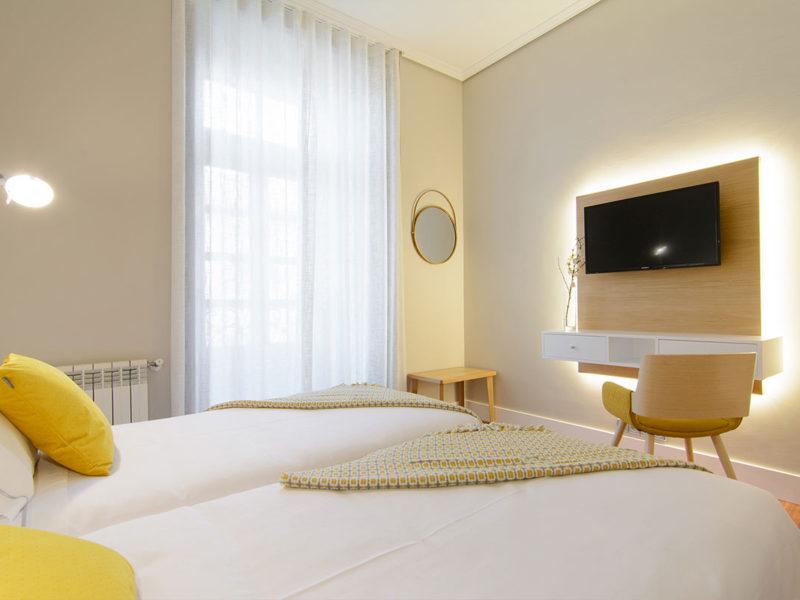 Habitación hotel Baiona Mendoza 6