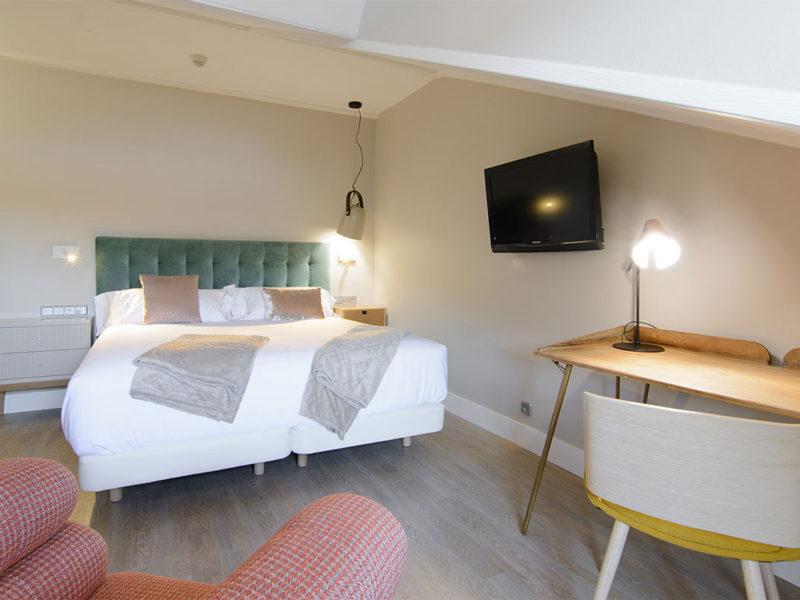 Habitación hotel Baiona Mendoza 24
