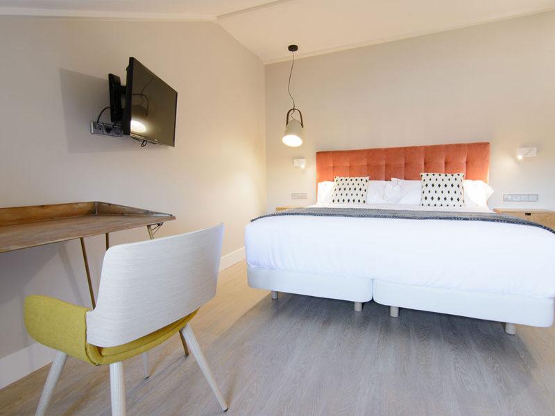 Habitación hotel Baiona Mendoza 20