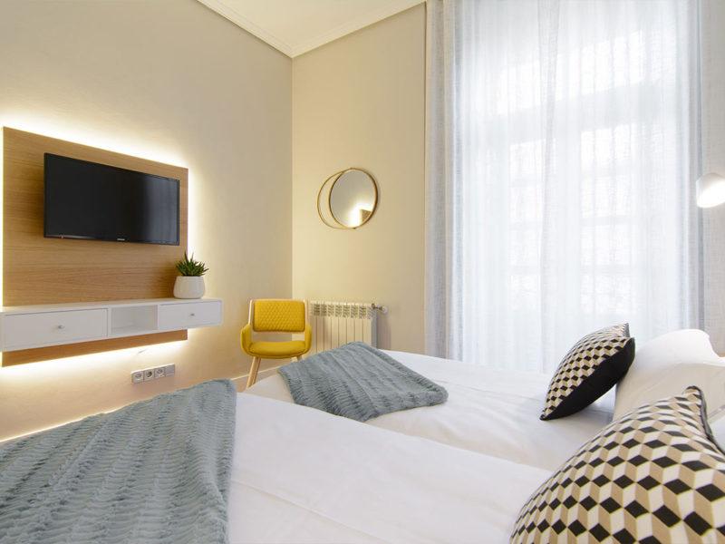 Habitación hotel Baiona Mendoza 13