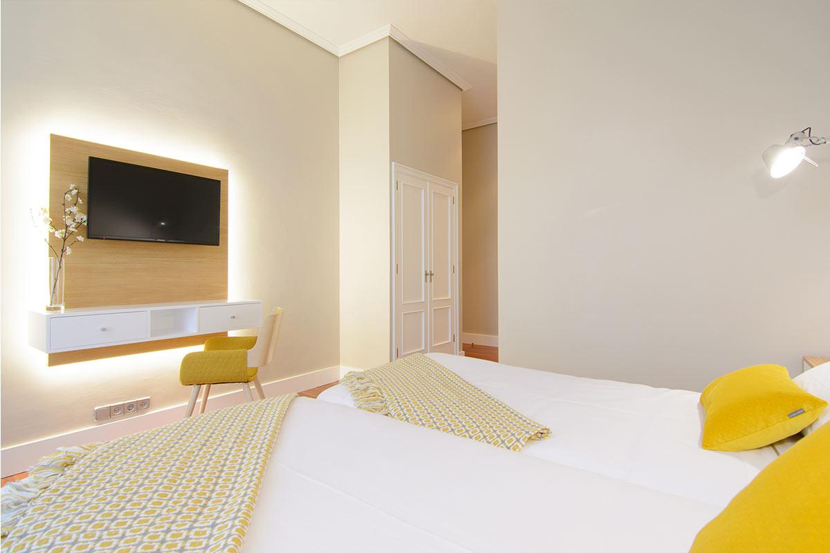 Habitación hotel Baiona Mendoza 5