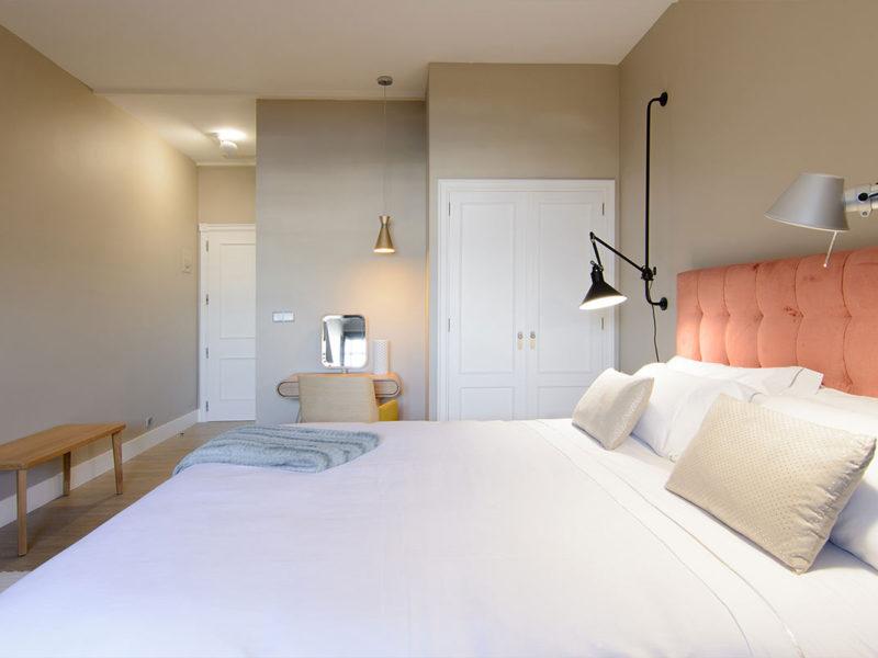Habitación hotel Baiona Mendoza 2