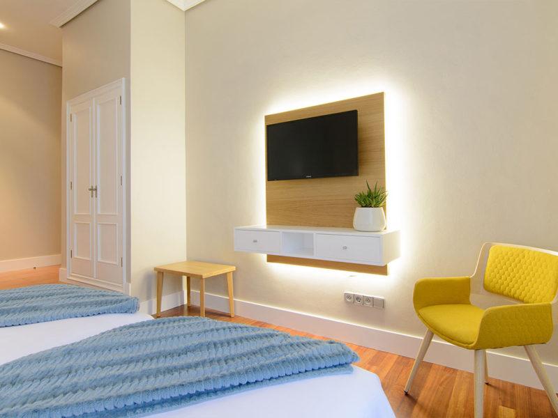 Habitación hotel Baiona Mendoza 12