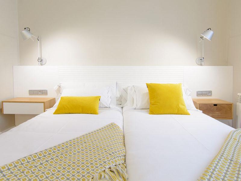 Habitación hotel Baiona Mendoza 4
