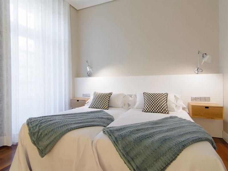 Habitación hotel Baiona Mendoza 11