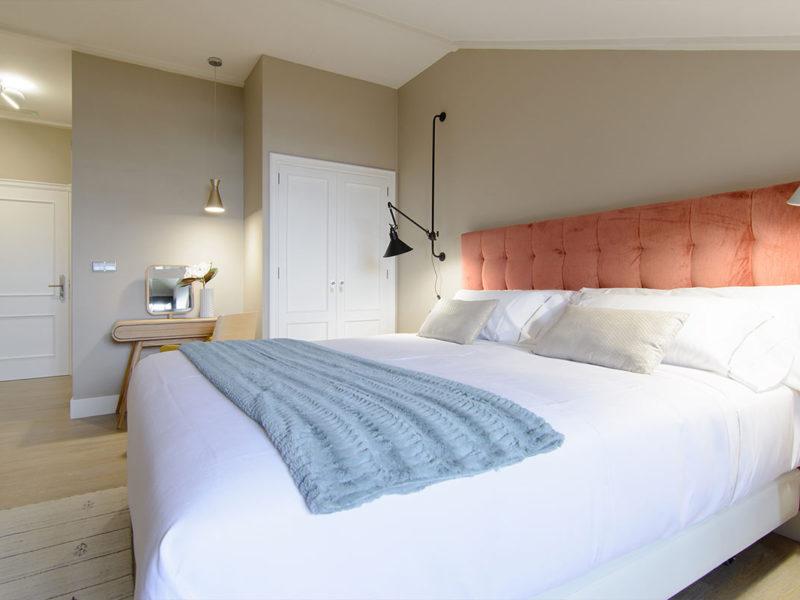 Lareira habitación hotel mendoza 7
