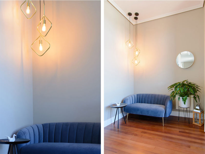 Diseño interior Pazo mendoza