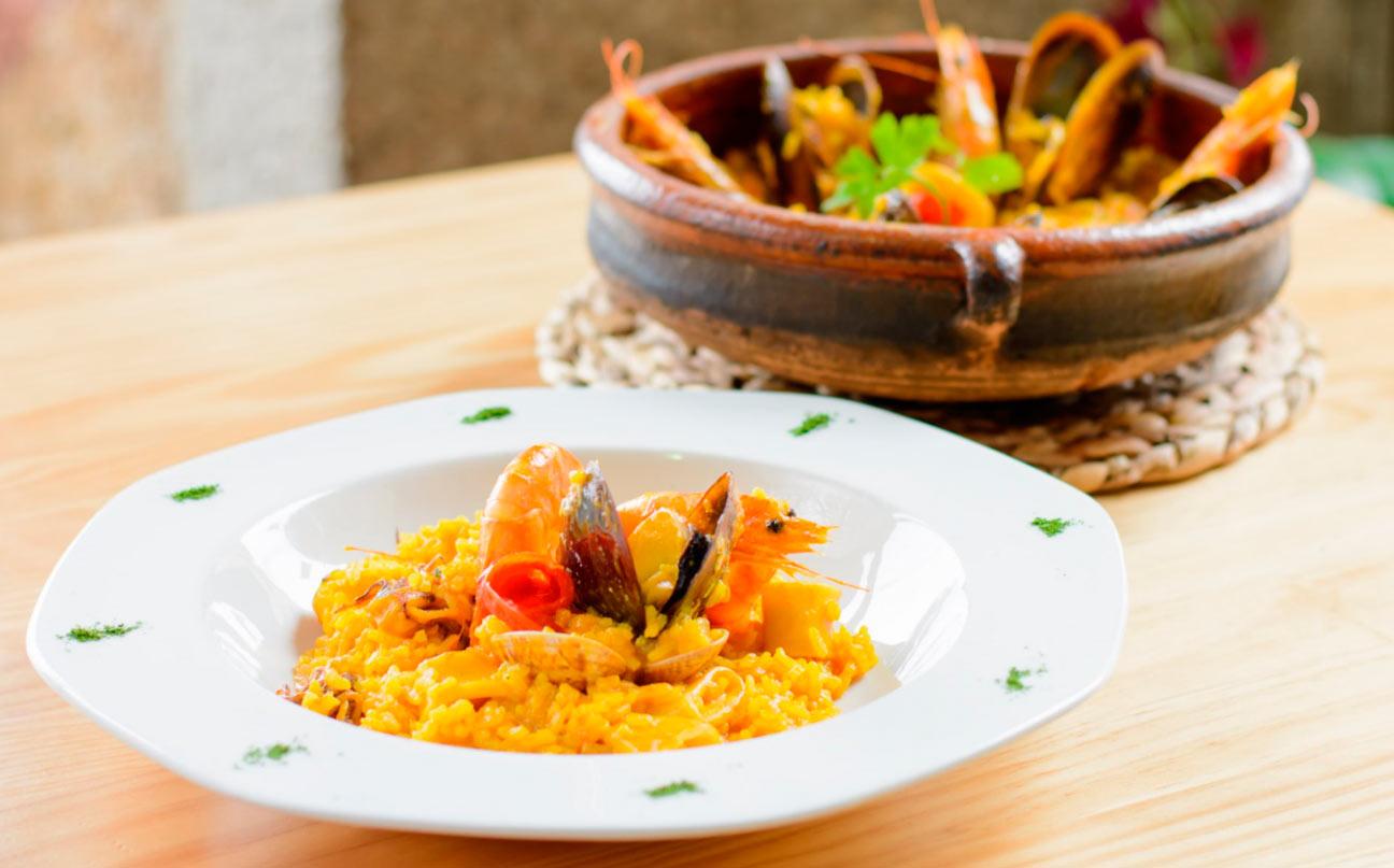 plato restaurante mendoza baiona